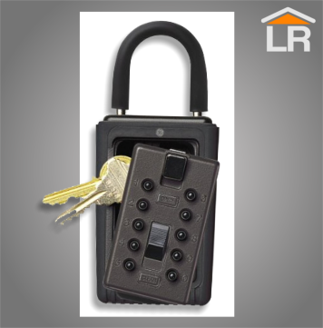 combo key lock box